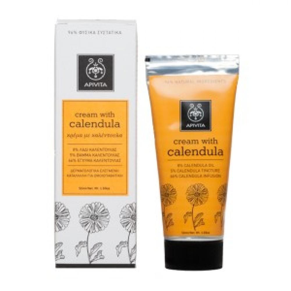 Apivita - Cream with Calendula 50ml