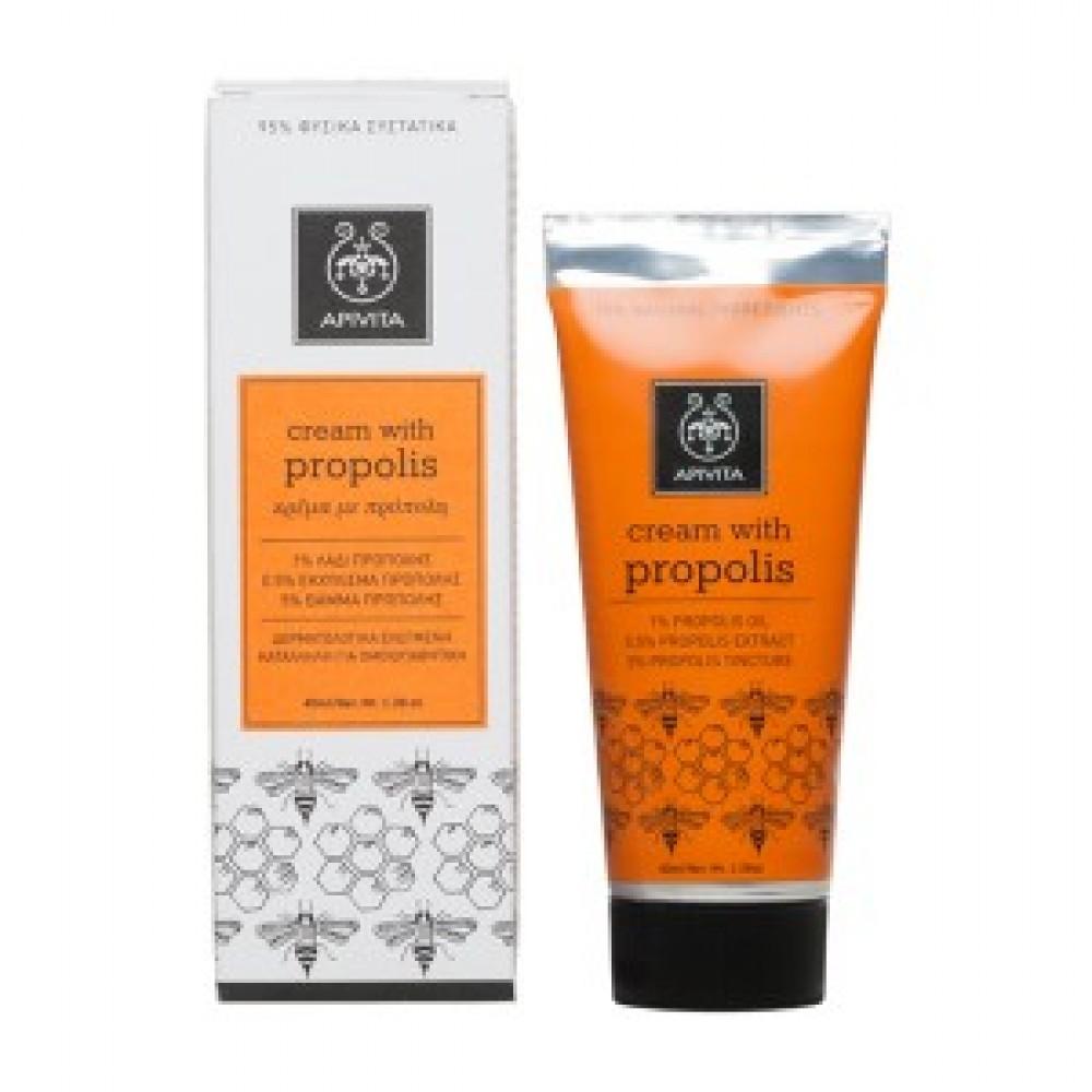Apivita - Cream with Propolis 40ml - Κρέμα με Πρόπολη
