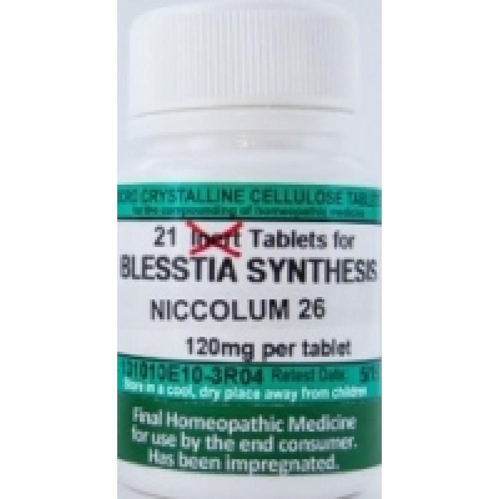 Blesstia Synthesis Niccolum 26 - 21tabs