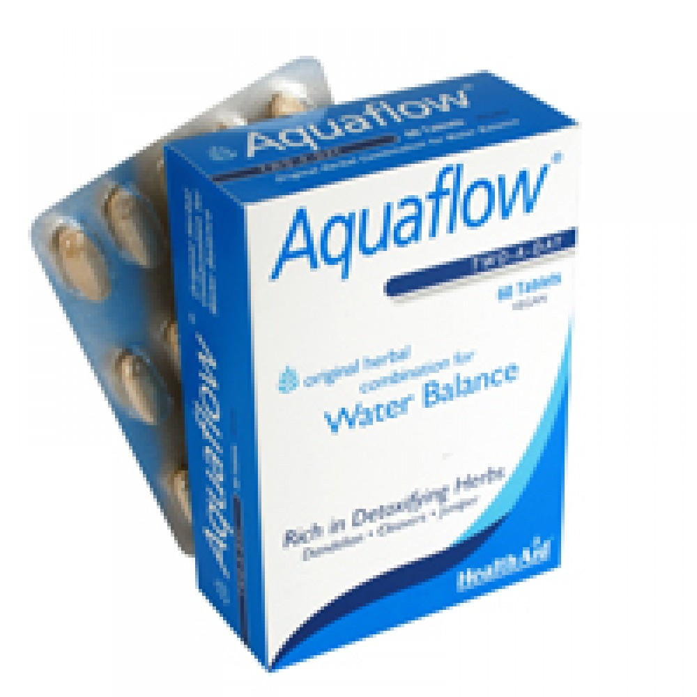 Health aid - Aquaflow™ vegetarian tablets 60s -blister