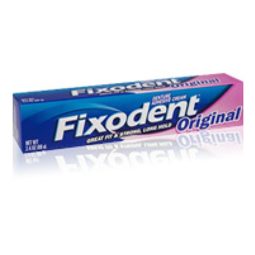 Omega Pharma - Fixodent H&S Regular 40ml