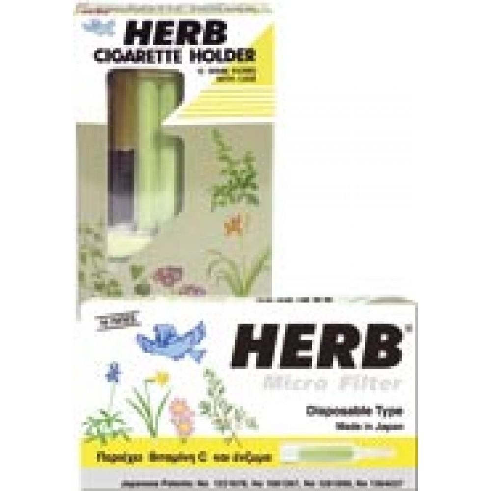 Vican - Πίπα Herb, Cigarette Filters, 24 τμχ