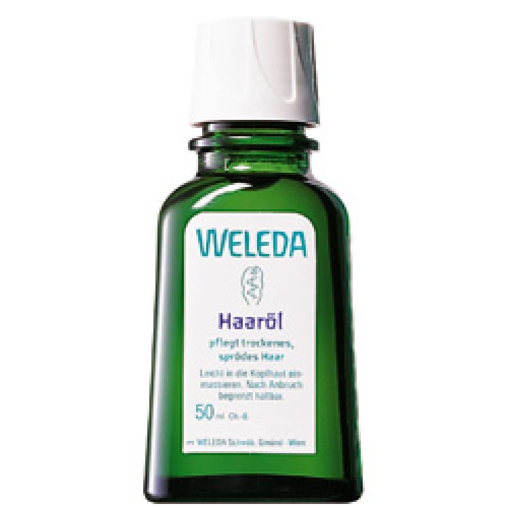 Weleda - Λάδι Μαλλιών (Haarol) 50ml