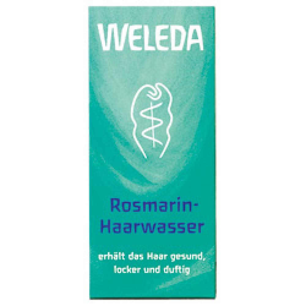 Weleda - Λοσιόν Μαλλιών Δενδρολίβανου (Rosmarin Haarwasser) 100ml