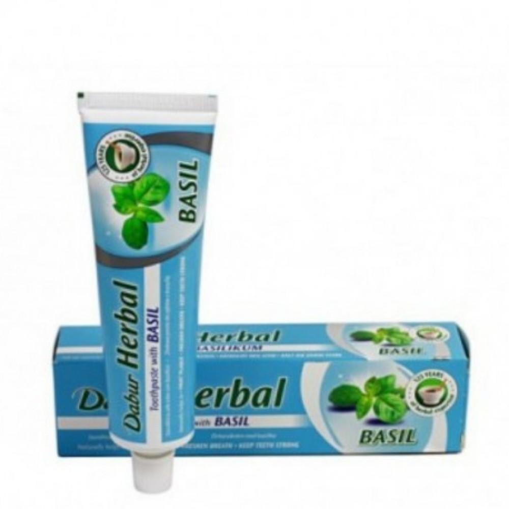 Dabur - BASIL φυτική οδοντόπαστα 100ml